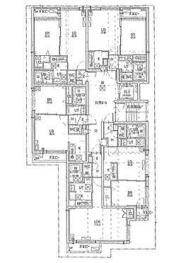 マンション(建物全部)-札幌市北区北二十七条西4丁目 間取り