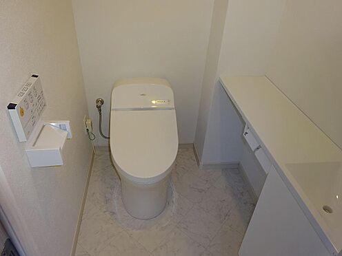マンション(建物全部)-福岡市博多区下川端町 トイレ