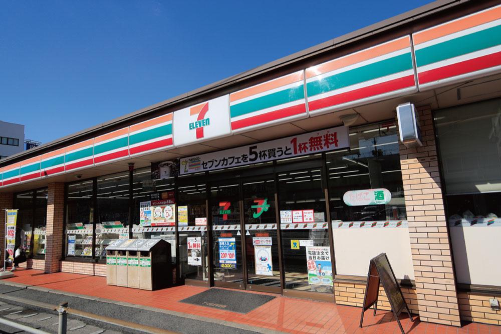セブンイレブン広島海田大正町店 約70m(徒歩1分)