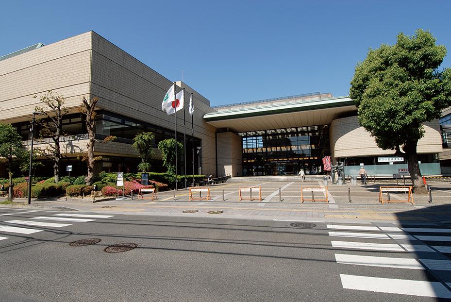 松山市総合コミュニティセンター 約270m(徒歩4分)