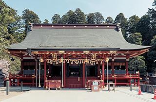 鹽竈神社 約1,070m(徒歩14分)