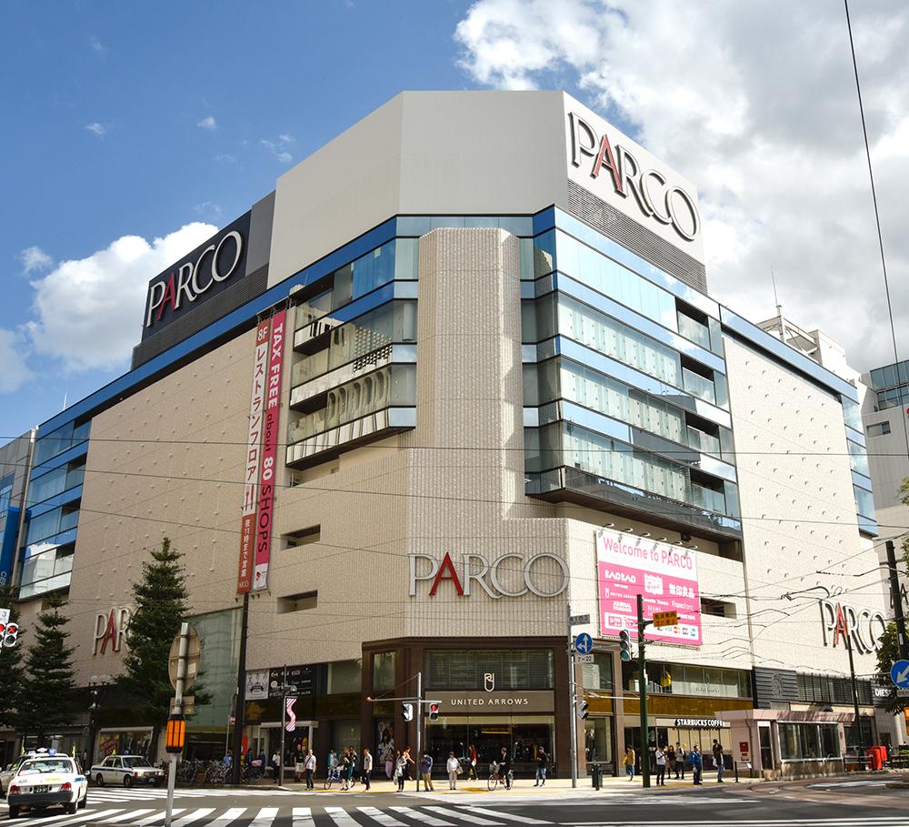 札幌PARCO 約860m(徒歩11分)
