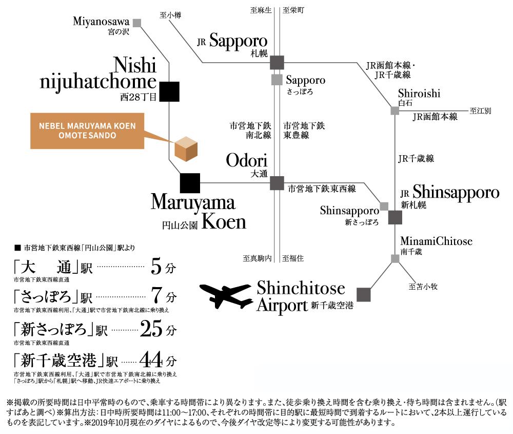 内科 円山 公園
