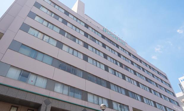 永寿総合病院 約700m(徒歩9分)