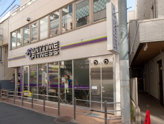 エニタイムフィットネス三軒茶屋店 約1,040m(徒歩13分)