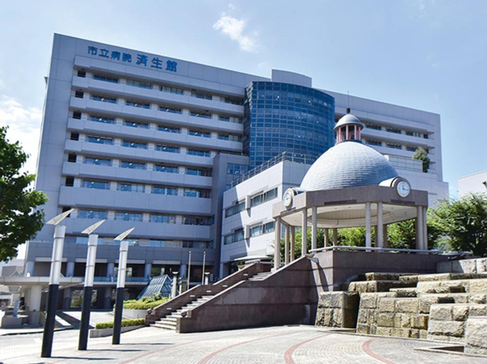 山形市立病院済生館 約420m(徒歩6分)