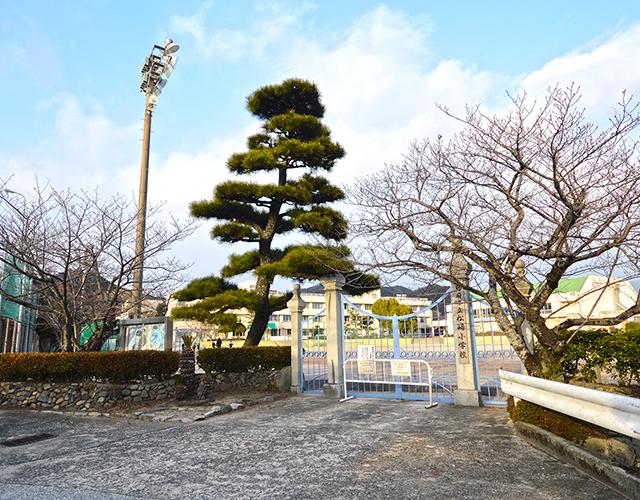 市立松崎小学校 約1,070m(徒歩14分)