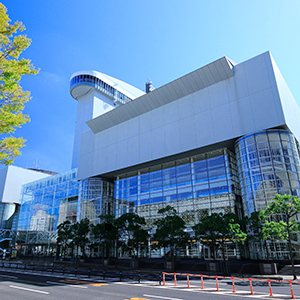 iichiko総合文化センター 約180m(徒歩3分)