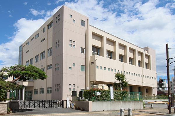宇都宮市立旭中学校 約1,450m(徒歩19分)