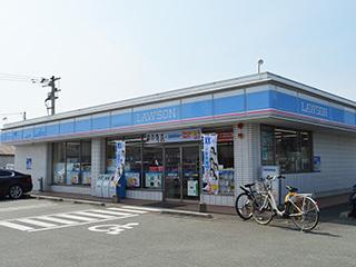 ローソン熊本十禅寺二丁目店 約510m(徒歩7分)