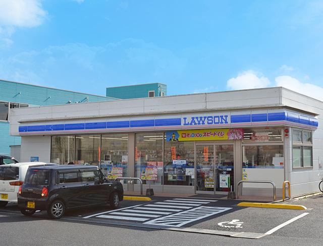 ローソン松江東朝日小浜店 約210m(徒歩3分)
