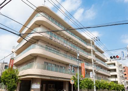 東武練馬中央病院 約530m(徒歩7分)