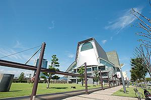 静岡県コンベンションアーツセンターグランシップ 約1,620m(徒歩21分)