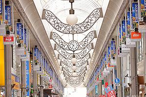 新小岩ルミエール商店街 約660m(徒歩9分)