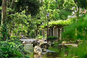 小松川境川親水公園 約20m(徒歩1分)