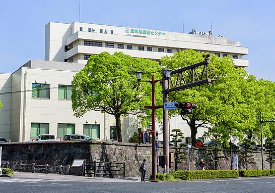 鹿児島医療センター 約820m(徒歩11分)