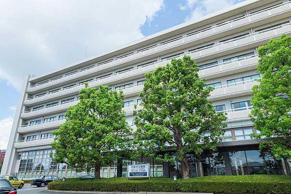 京都市立病院 約400m(徒歩5分)