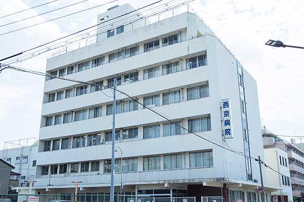 西京病院 約690m(徒歩9分)