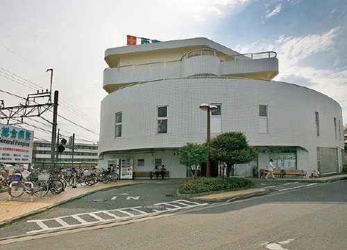 西東京中央総合病院 約371m(徒歩5分)
