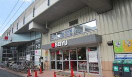 西友下総中山店 約1,378m(徒歩18分)