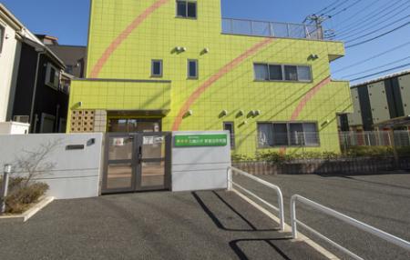 太陽の子新曽北保育園 約80m(徒歩1分)