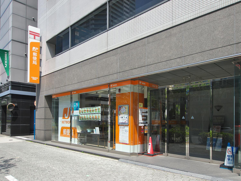 大阪谷町四郵便局 約430m(徒歩6分)