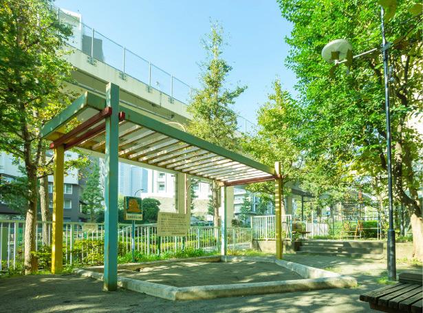 五反田児童遊園 約680m(徒歩9分)