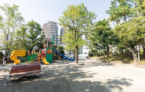 神谷堀公園 約200m(徒歩3分)