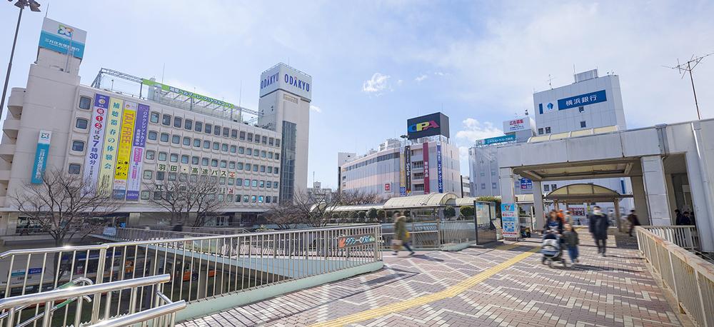 「藤沢」駅前 約510m(徒歩7分)