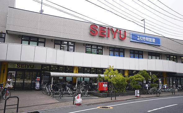 西友 北綾瀬店 約340m(徒歩5分)