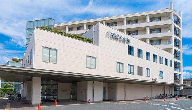 北摂総合病院 約1,170m(徒歩15分)