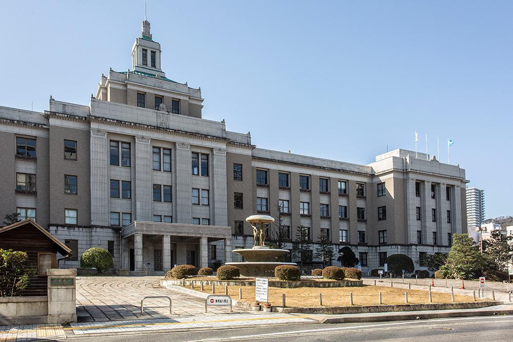 滋賀県本庁舎 約660m(徒歩9分)