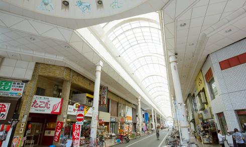 一宮市本町商店街 約370m(徒歩5分)