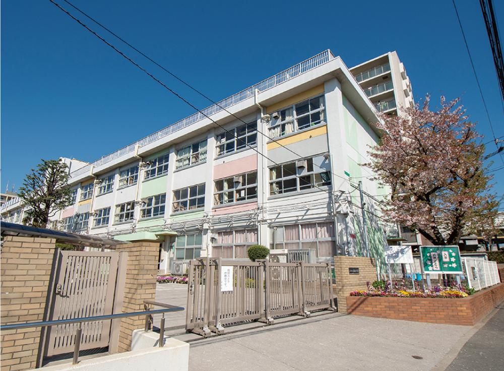 篠崎小学校 約480m(徒歩6分)