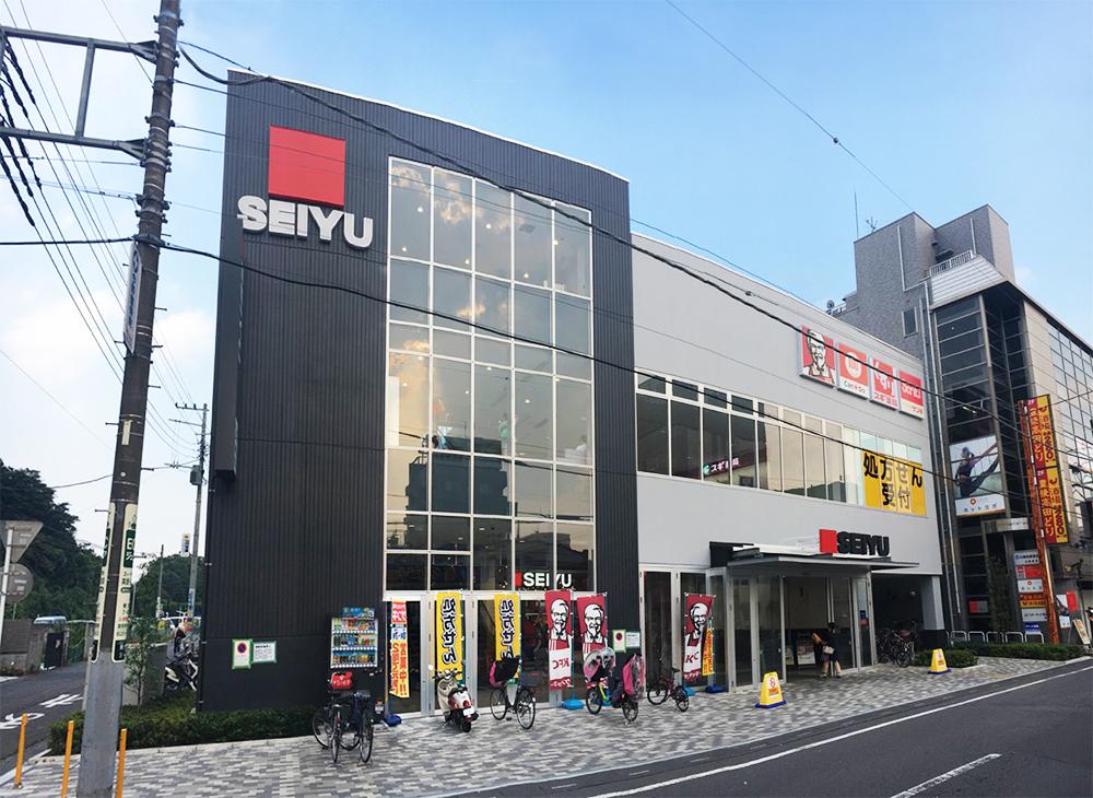 西友東大宮店 約160m(徒歩2分)