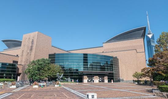 福岡市総合図書館 約1,740m(徒歩22分)