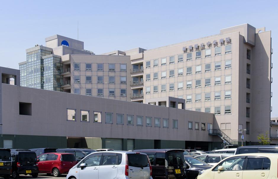 新潟県立中央病院 約5,300m(車8分)