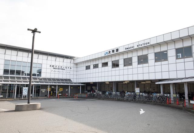 JR大町駅 約600m(徒歩8分)