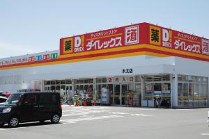 ダイレックス木太店 約170m(徒歩3分)