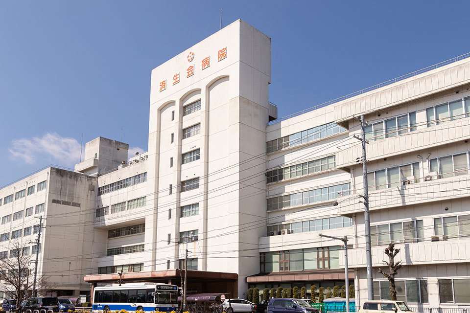 山口総合病院 約1,350m(徒歩17分)