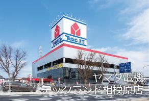 ヤマダ電機テックランド相模原店 約1,000m(徒歩13分)