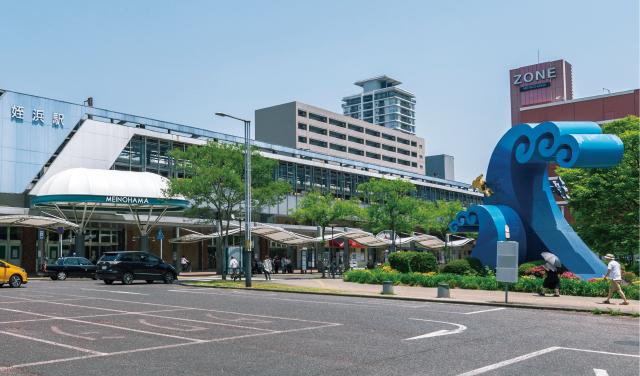 JR・福岡市地下鉄「姪浜」駅 約910m(徒歩12分)