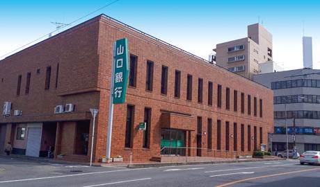 山口銀行小郡支店 約400m(徒歩5分)