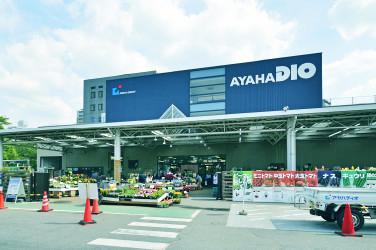 スーパーマーケット バロー 大津店 約770m(徒歩10分)