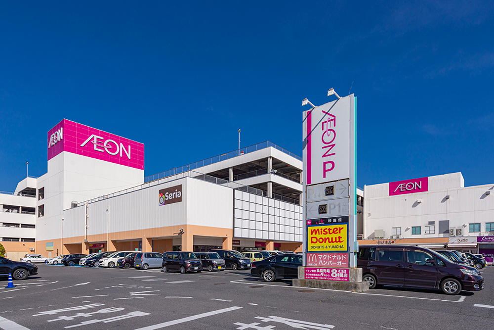イオン津ショッピングセンター 約70m(徒歩1分)