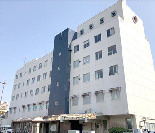 三橋病院 約660m(徒歩9分)