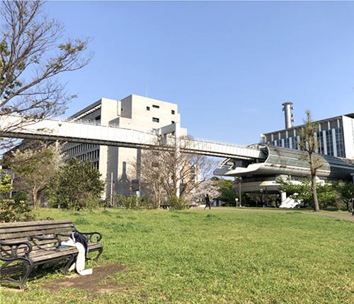 都川公園 約400m(徒歩5分)