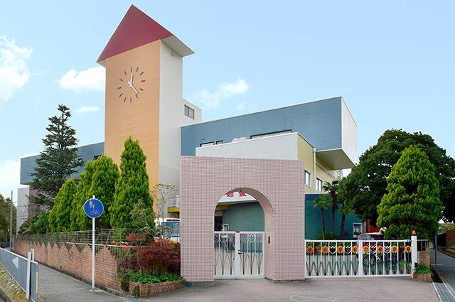 千里敬愛幼稚園 約110m(徒歩2分)