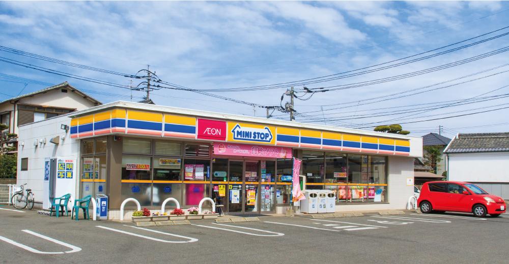 ミニストップ福岡今宿1丁目店 約110m(徒歩2分)