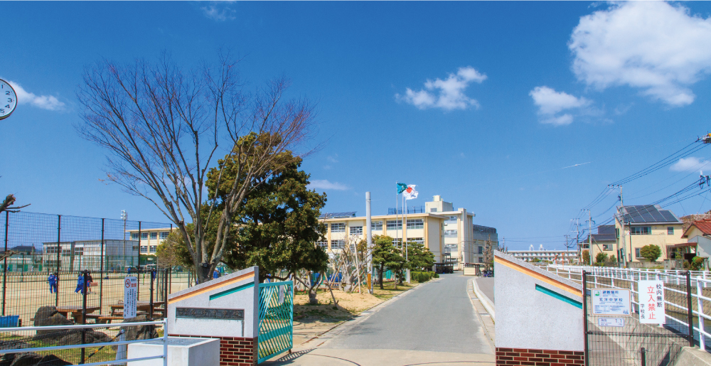 玄洋中学校 約1,210m(徒歩16分)